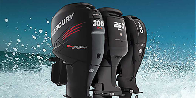 Mercury Outboard, TW Willard, Inc., Caribou, Maine