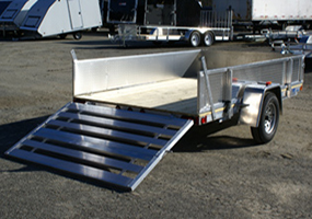 Mission Trailers - Professionally Manufactured!